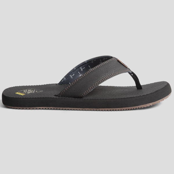 Freewaters Supreem Dude - Black Mens - Barefoot Blvd