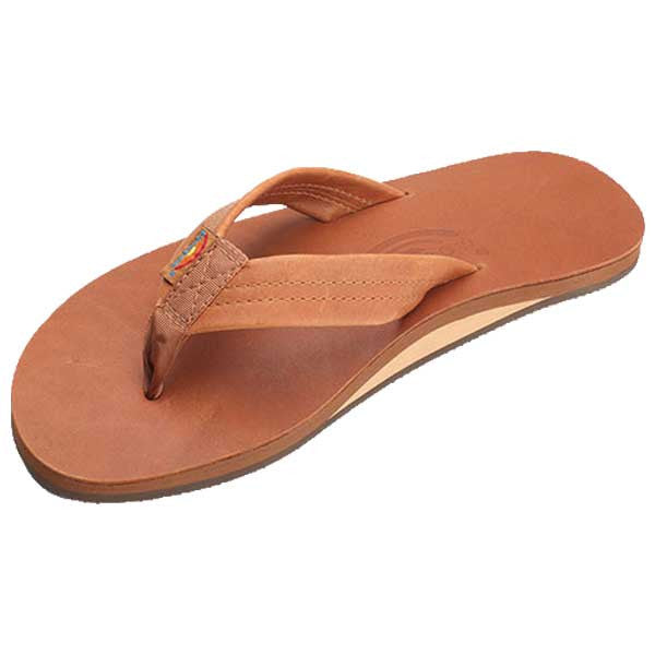 Rainbow Classic Leather - SL Tan M - Barefoot Blvd