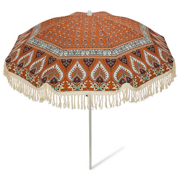 Salty Shadows Beach Umbrella - Nomad