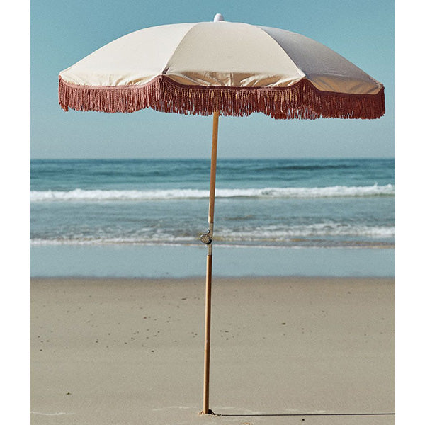 Salty Shadows Premium Umbrella - Blossom - Barefoot Blvd