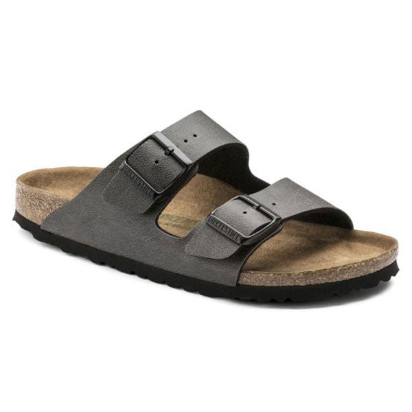 Birkenstock Arizona - Vegan - Anthracite Dark Grey