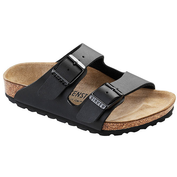 Birkenstock Arizona BF - Black Kids - N - Barefoot Blvd
