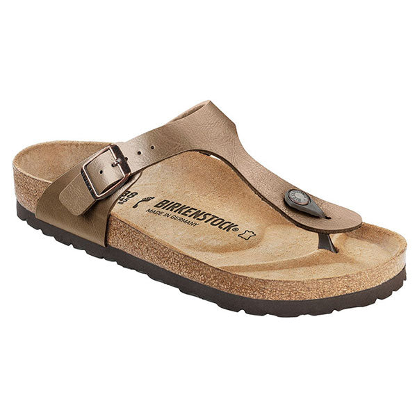 Birkenstock Gizeh BF - Graceful Taupe - R