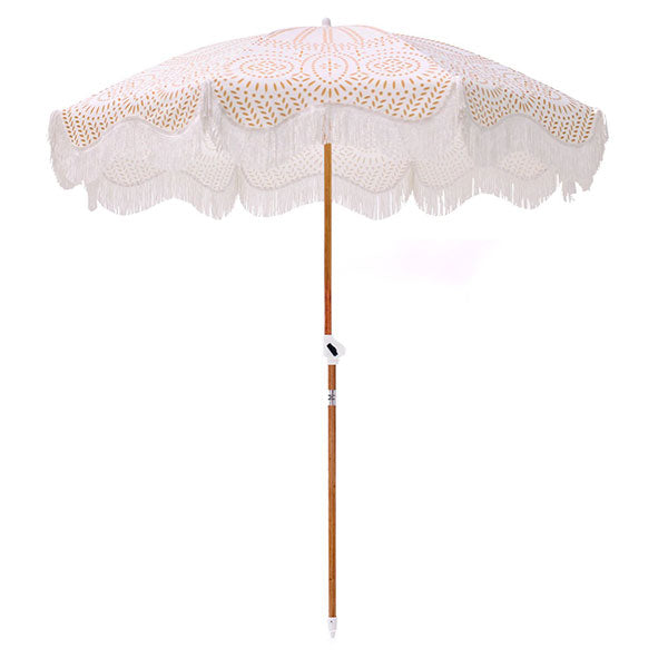 Business & Pleasure Holiday Umbrella - Eyelet - Barefoot Blvd