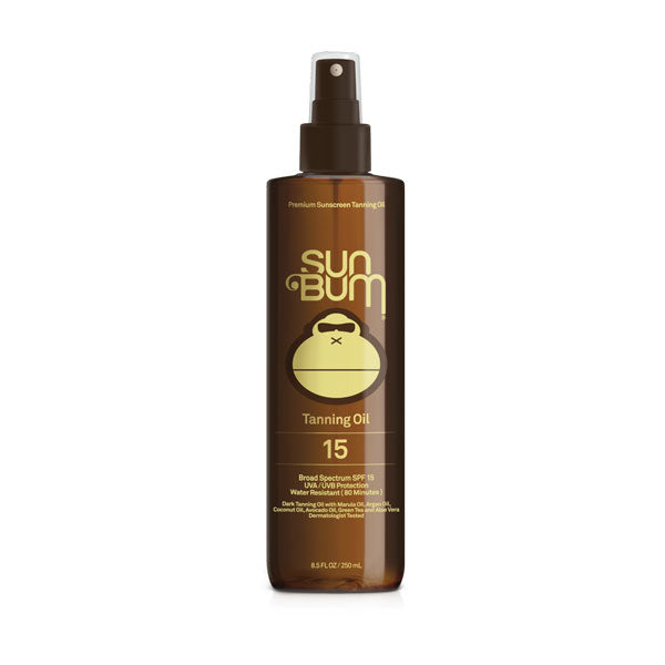 Sun Bum Browning Oil SPF 15 - Barefoot Blvd