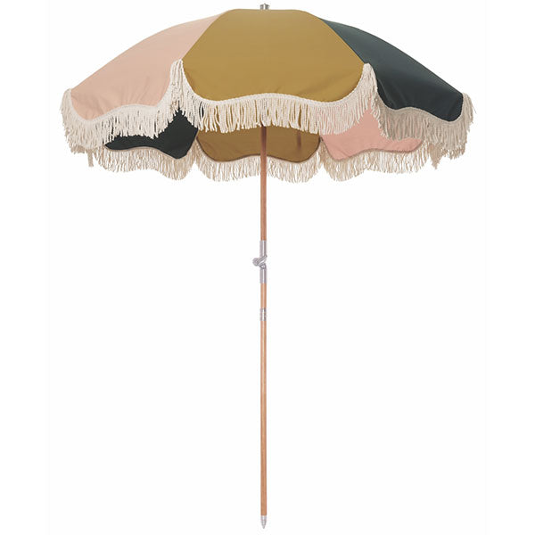 Business & Pleasure Premium Umbrella - 70's Panel Clinque