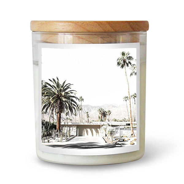The Commonfolk Collective Palm Springs Candle - Barefoot Blvd