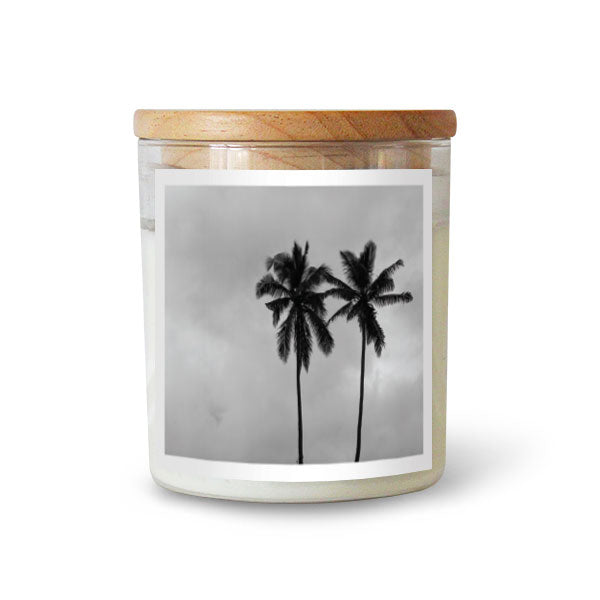 The Commonfolk Collective Twin Palms Candle - Barefoot Blvd