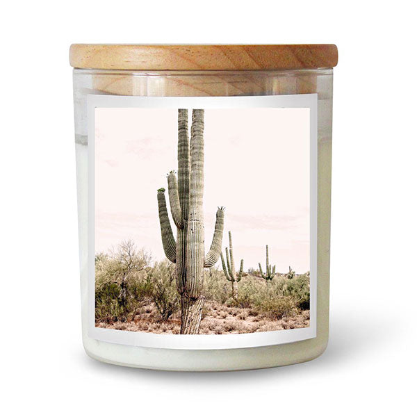 The Commonfolk Collective Cactus Country Candle - Barefoot Blvd