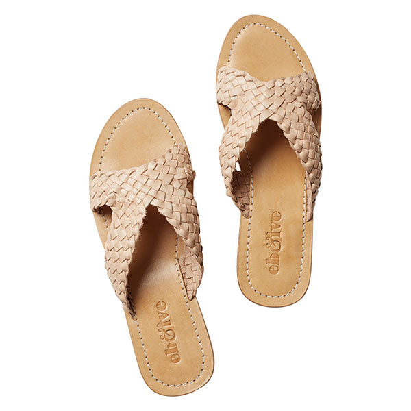 Eb & Ive Tribu Sandal - Buff