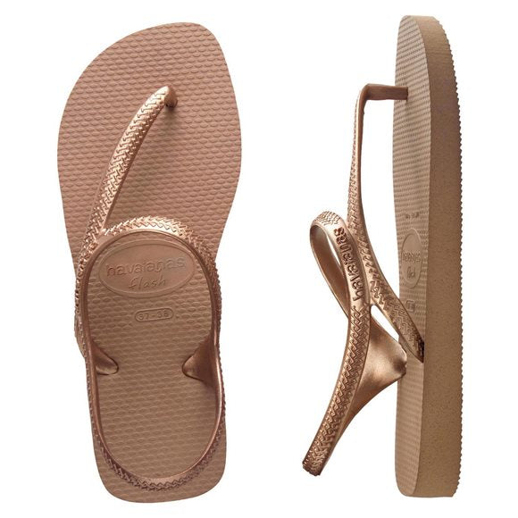 Havaianas Flash Urban - Rose Gold - Barefoot Blvd