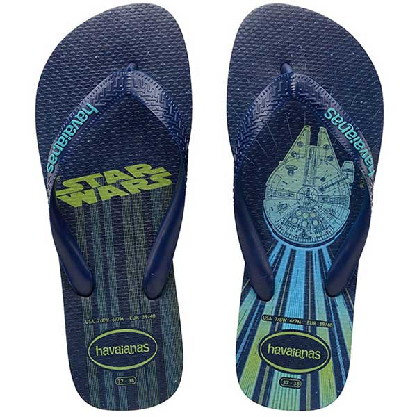 Havaianas Kids Top - Star Wars Navy