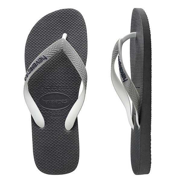 Havaianas Top Mix - Graphite/Grey - Barefoot Blvd