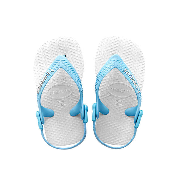 Havaianas Baby Traditional - Baby Blue - Barefoot Blvd