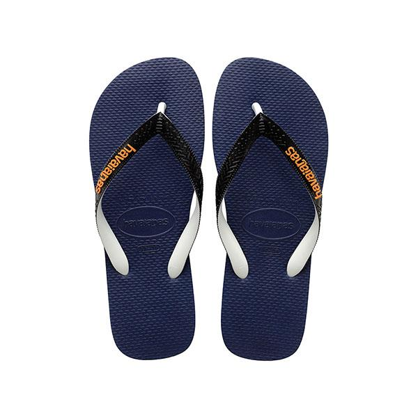 Havaianas Top MIx - Navy Blue/Black - Barefoot Blvd