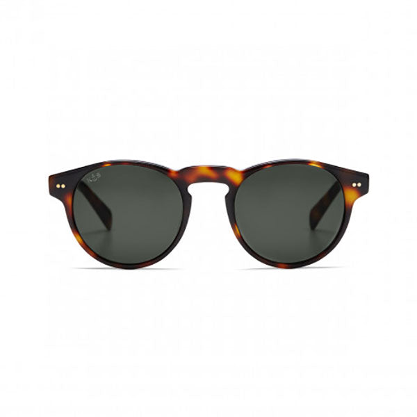 Kapten & Son Berkley Sunglass - Gloss Light Tort Green - Barefoot Blvd