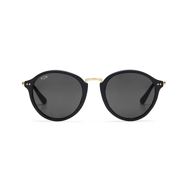 Kapten & Son Maui Sunglasses - Matt All Black Glass - Barefoot Blvd