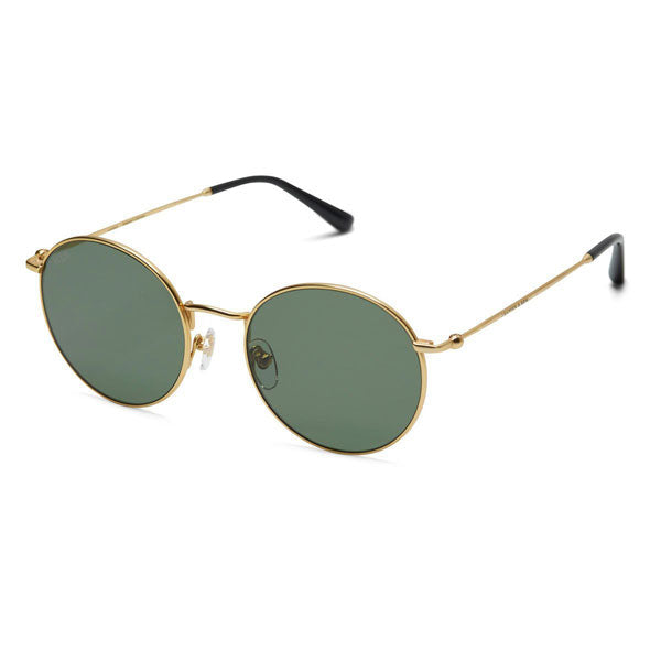 Kapten & Son London Sunglasses - Gold Green - Barefoot Blvd