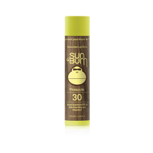 Sun Bum Lip Balm - Pineapple - Barefoot Blvd