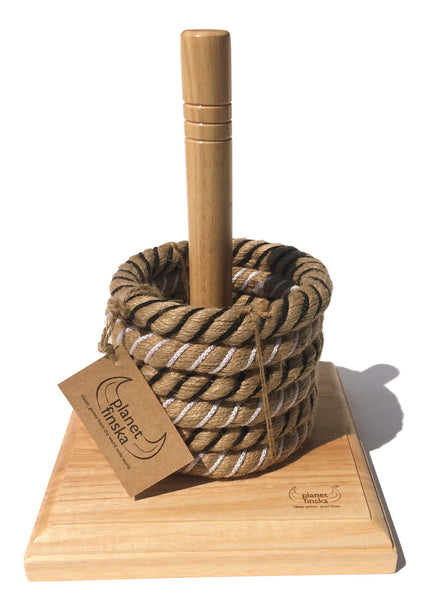 Planet Finska - Classic Rope Quoits - Barefoot Blvd