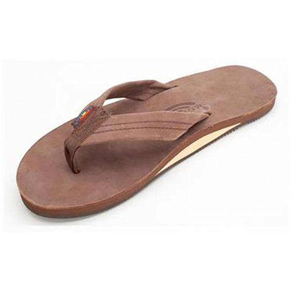 Rainbow Premium Leather - SL Expresso M - Barefoot Blvd