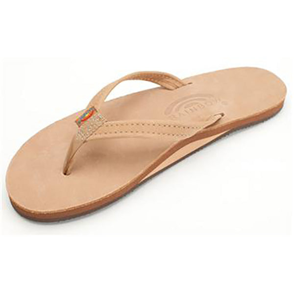Rainbow Premier Leather - SL Sierra Brown W - Barefoot Blvd