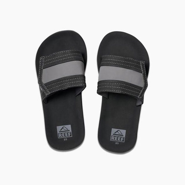Reef Ahi Slide - Black - Barefoot Blvd
