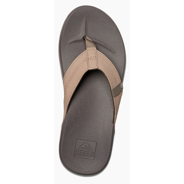 Reef Cushion Bounce Phantom - Brown Mens - Barefoot Blvd