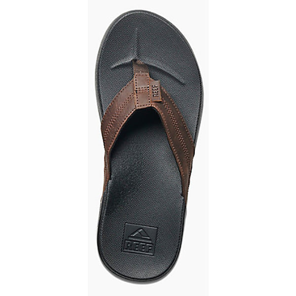 Reef Cushion Bounce Phantom LE - Black/Brown Mens - Barefoot Blvd
