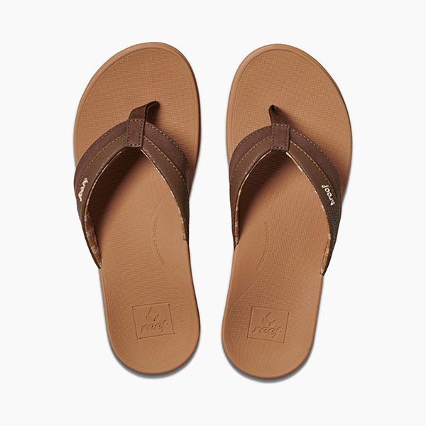 Reef Ortho - Bounce Coast - COF Womens - Barefoot Blvd