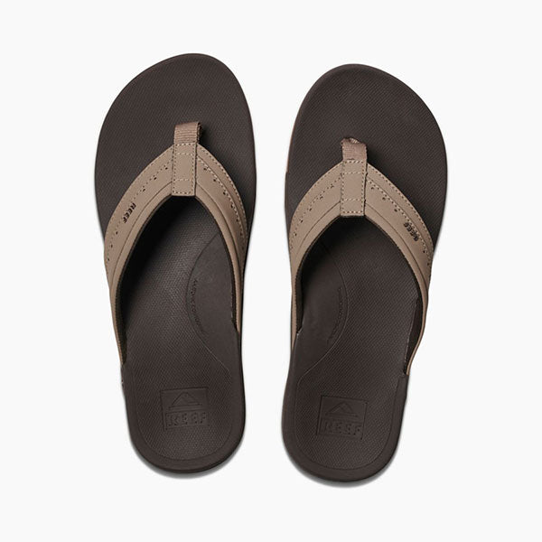 Reef Ortho - Spring - Brown Mens - Barefoot Blvd