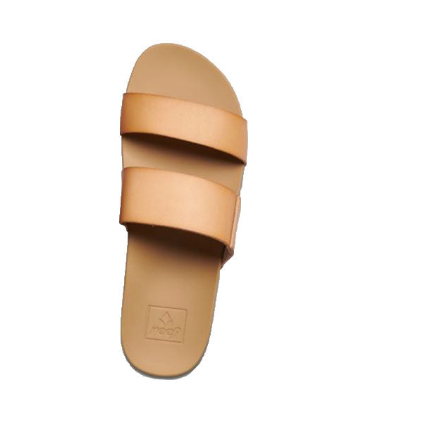 Reef Cushion Bounce Vista - Natural Womens - Barefoot Blvd