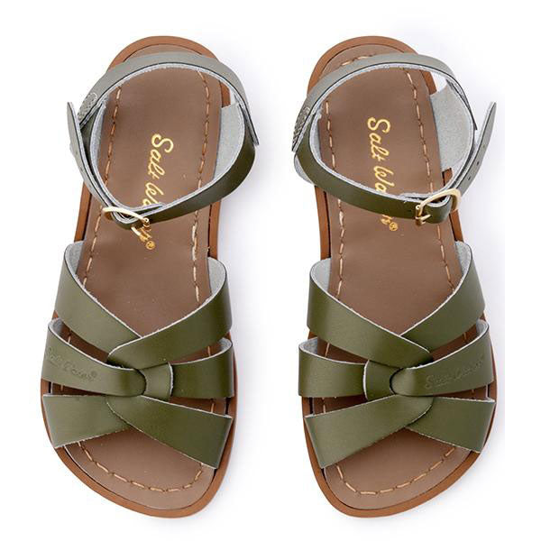 237f3e8d6f0 Salt Water Original Child - Olive – Barefoot Blvd