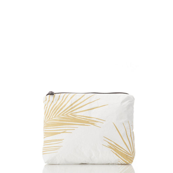 LeMu Small Pouch - Sand Fronds