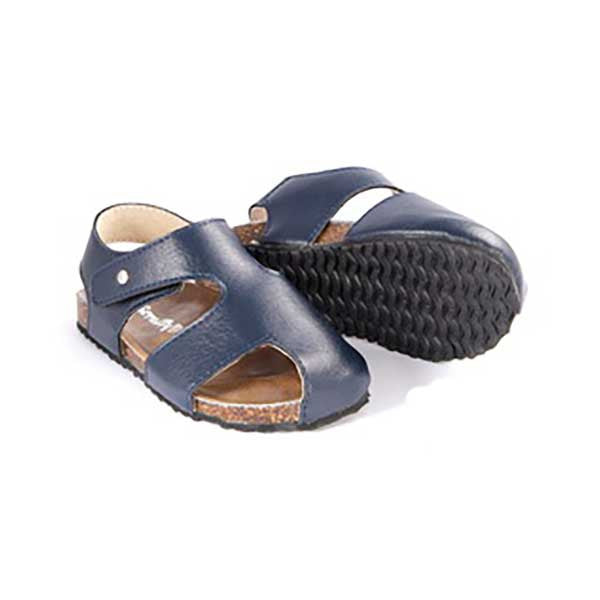 Scruffy Dog Buddy Sandal - Navy