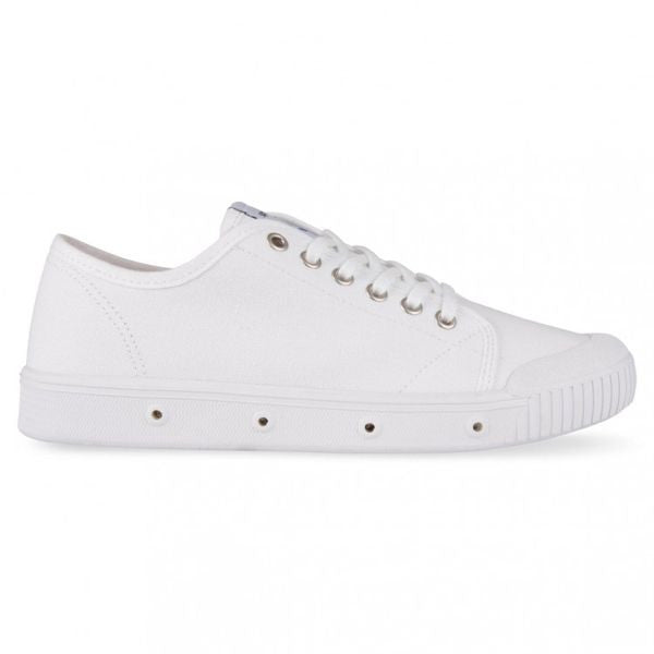 Spring Court G2 Slim Canvas - Ladies White
