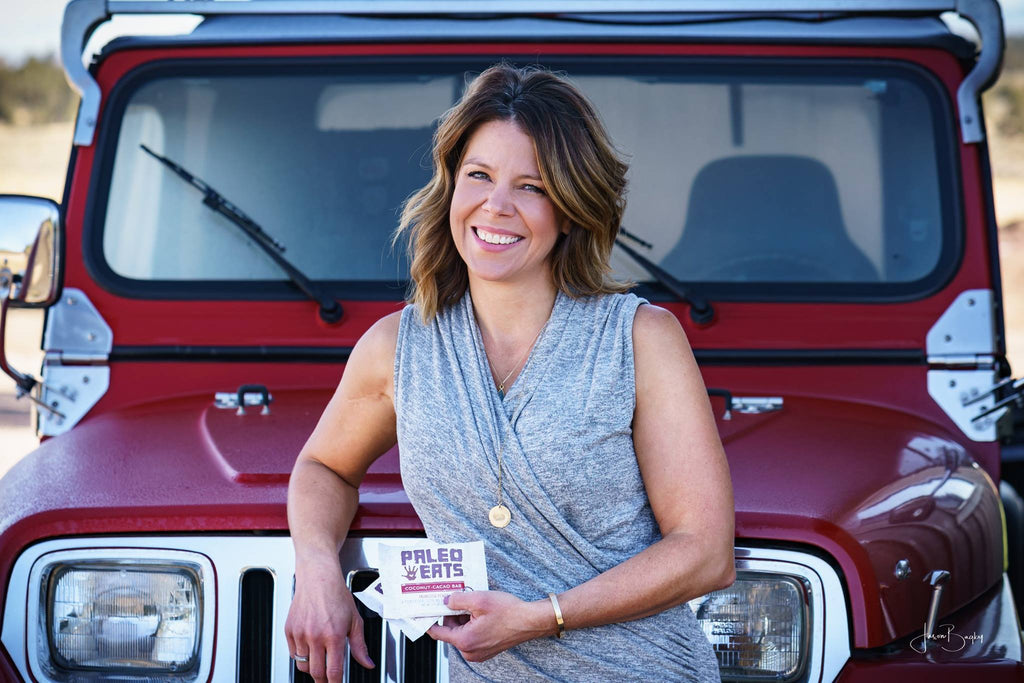 Debbie Fred, owner Paleo Eats Bars