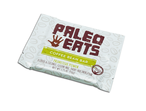 Paleo Eats Paleo Health Bar in Coffee Bean