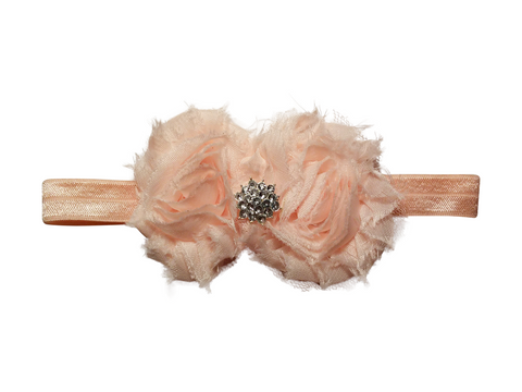 Ava Flower Headband - Too Cute for You Baby and Toddler Boutique - 1