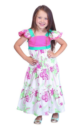 Pink Butterfly Dress - Too Cute for You Baby and Toddler Boutique