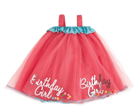 Birthday Tulle Dress - Too Cute for You Baby and Toddler Boutique - 1