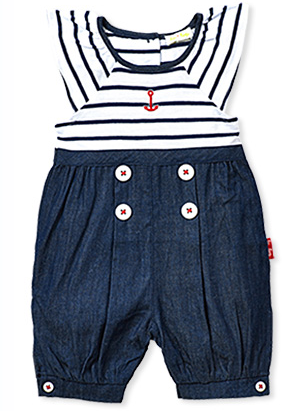 Anchor Jumpsuit - Too Cute for You Baby and Toddler Boutique - 1