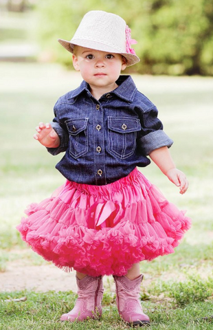 Hot Pink Pettiskirt