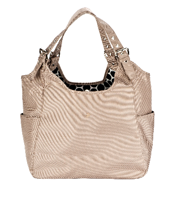 JP Lizzy Satchel - Sandstone - Too Cute for You Baby and Toddler Boutique - 1