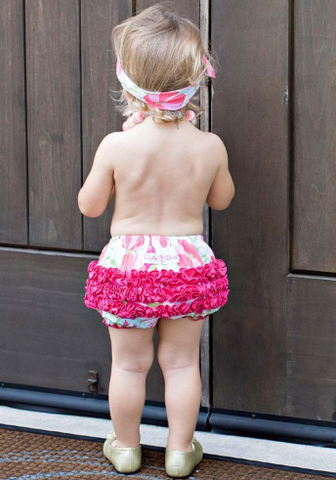 Sweet Stems Knit Bloomer