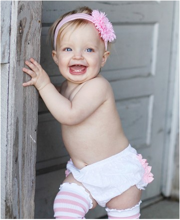 Pink Avery Headband - Too Cute for You Baby and Toddler Boutique - 2