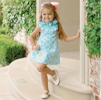 Little Chick-De Dress - Too Cute for You Baby and Toddler Boutique