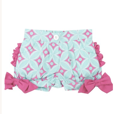 Giovanna Bowtique Shorts - Too Cute for You Baby and Toddler Boutique - 1