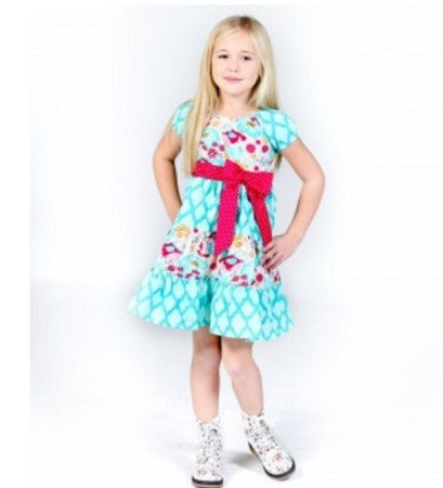 Kortori Misti Dress - Too Cute for You Baby and Toddler Boutique