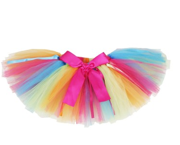 Rainbow Tutu - Too Cute for You Baby and Toddler Boutique - 1